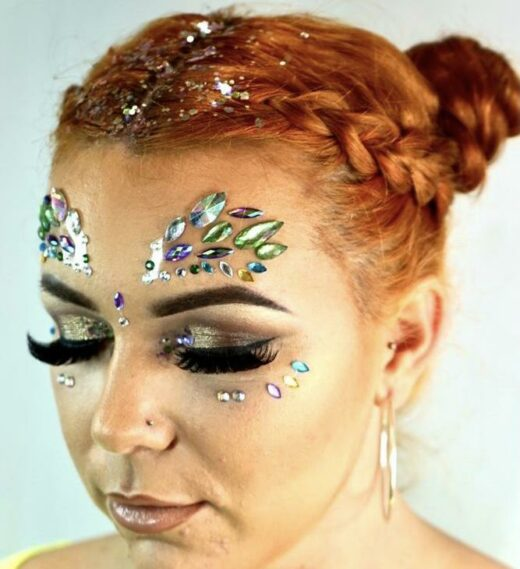 Online Festival Make-up Course