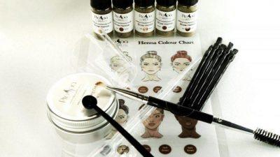 Prospa Henna Brows Course Kit