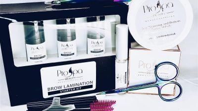 Prospa Brow Lamination Course Kit