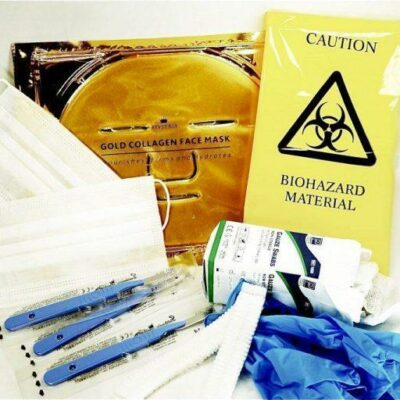 Dermaplaning Course Kit - 5 Treatment Pack