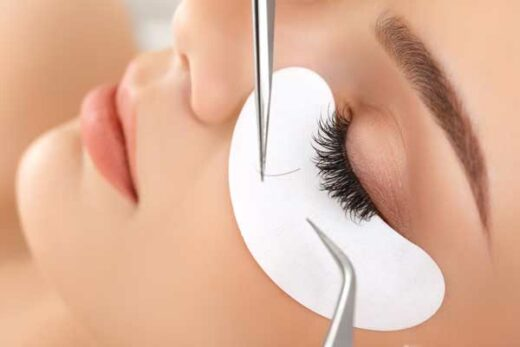 Online Individual Eyelash Extensions Course