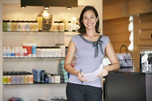 Online Salon Management Course