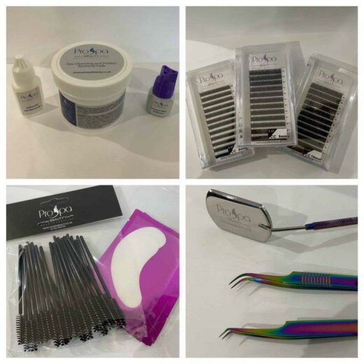 Prospa Russian Eyelash Extension Course Kit