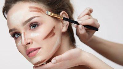 Online Contouring Make-up Course