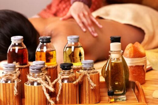 Online Aromatherapy Massage Course