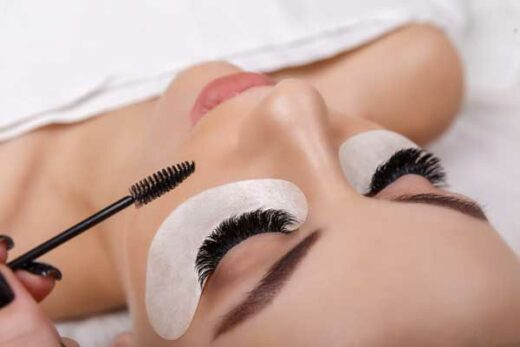 Russian Volume Lash Extensions Course