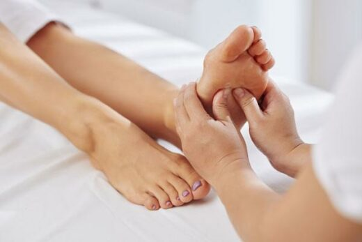 Online Hand And Feet Reflexology Course