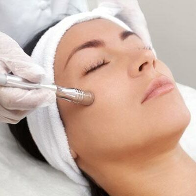 Online Microdermabrasion Facial Course