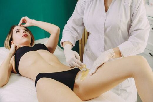 Online Female Intimate Waxing Course