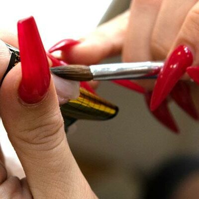 Online Acrylic Sculpting Nails Course