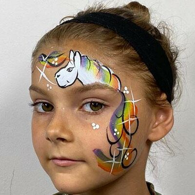 Online Face Painting Course