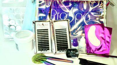 Prospa Mega Volume Eyelash Extension Course Kit