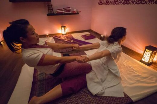 Online Thai Massage Course