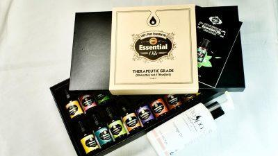 Aromatherapy Massage Course Kit