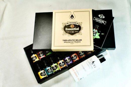 Aromatherapy Massage Course Kit