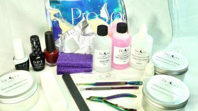 Prospa Manicure Course Kit