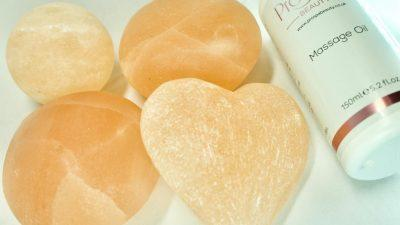Himalayan Salt Stone Massage Course Kit