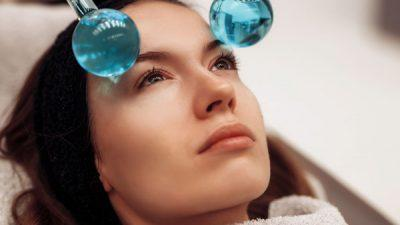 Online Ice Globe Facial Course