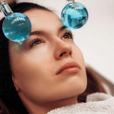 Online Ice Globe Facial Course