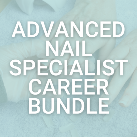 acrylic nail course package